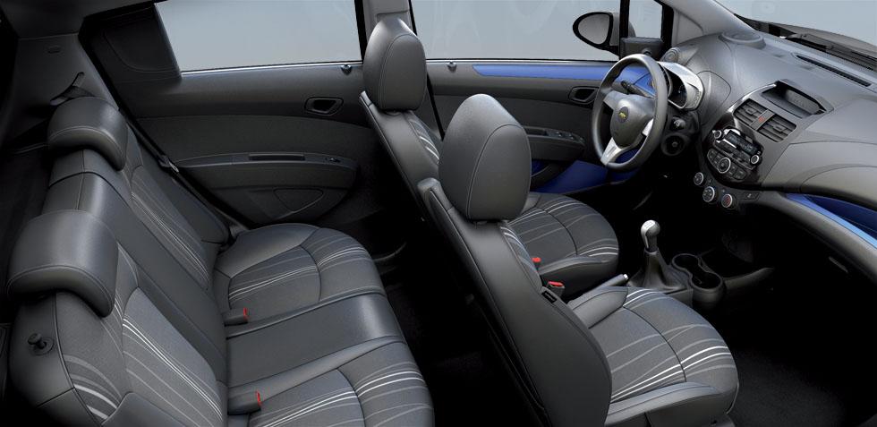 Chevrolet_Spark_interior
