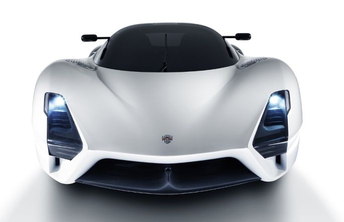 SSC-Tuatara-front-view