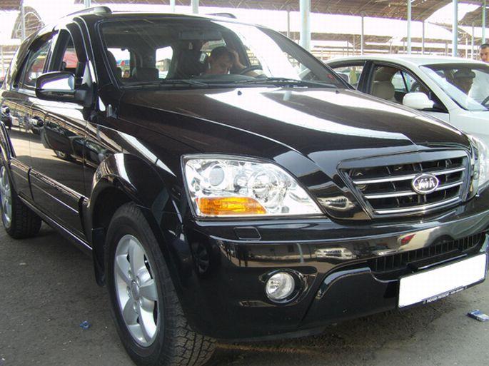 1. KIA Sorento EX , 2008 год. Пробег - 95 000 км, цена - 30 000 у.е.
