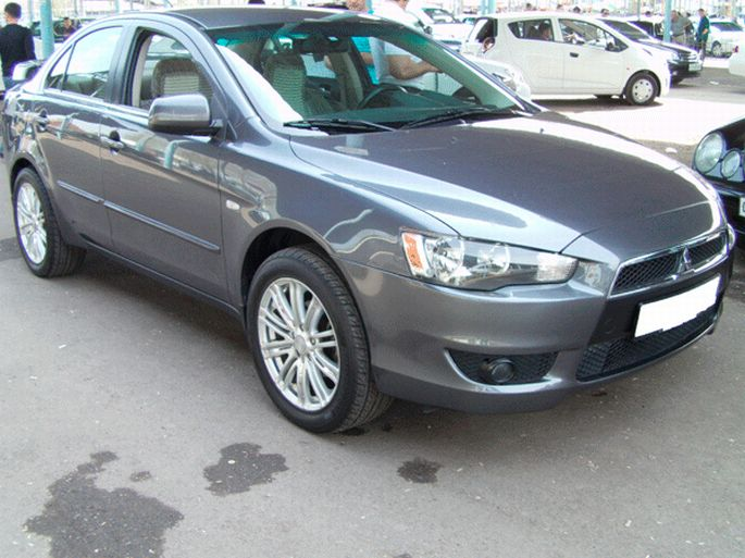25.-Mitsubishi-Lancer.-2008-год.-Пробег---78-000-км,-цена---22-000-у.е
