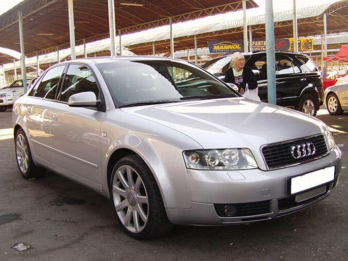 40. Audi A4, 2002 год, пробег 180 000, 16 500 у.е