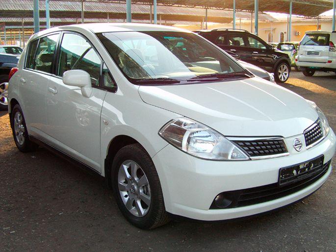 40.Nissan Tiida SE. 2008 год.38 000, цена 17 000