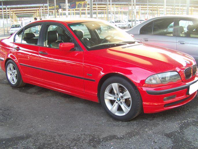 1.BMW 318i, 1999 год. Пробег - 138 000 км, цена - 15 500 у.е.