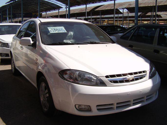 10.Chevrolet Lacetti. 2007 год. Пробег - 16 000, цена - 17 500 у.е.