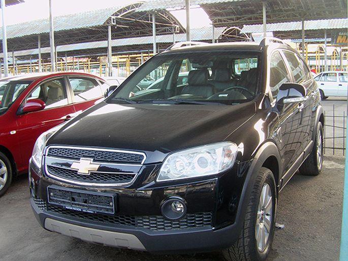 24.Chevrolet Captiva LTZ, 2008 год. Пробег - 54 000 км, цена - 25 000 у.е