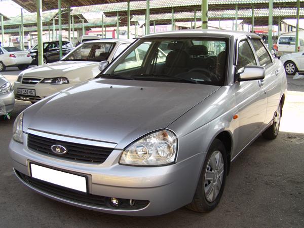 24.Lada - 2170 Priora. 2008 год. Пробег - 80 000 км, цена - 8 300 у.е.