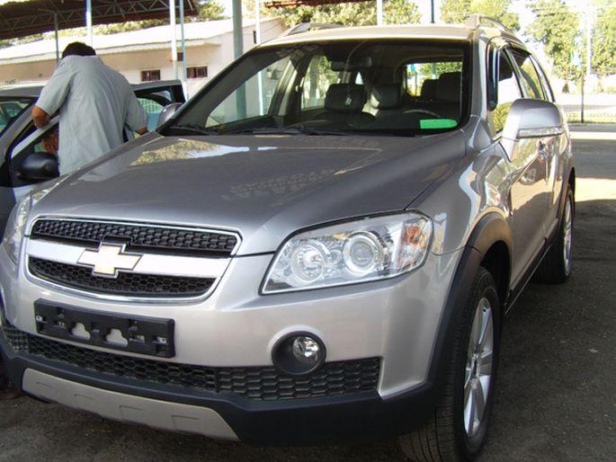 26. Chevrolet Captiva. 2010 год. Пробег - 71 000 км, цена - 26 000 у.е.