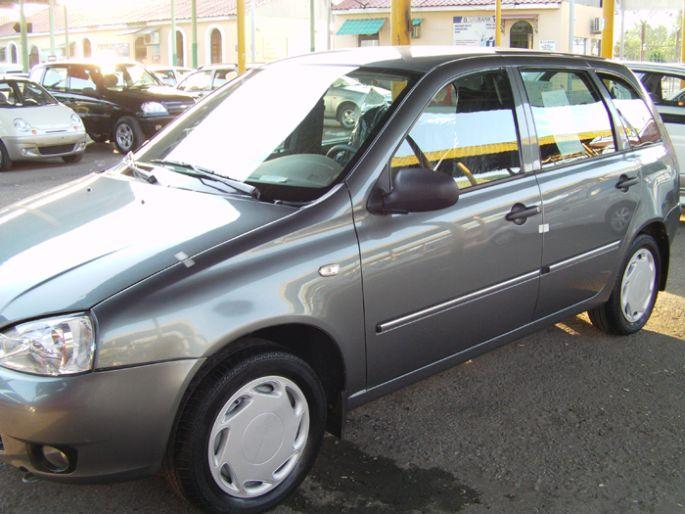 26.Lada - 1117 Kalina. 2008 год. Пробег - 55 000 км, цена - 7 800 у.е