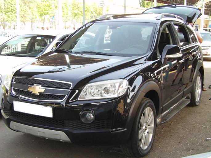 28.Chevrolet Captiva, 2008 год. пробег - 115 000 км, цена - 23 500 у.е