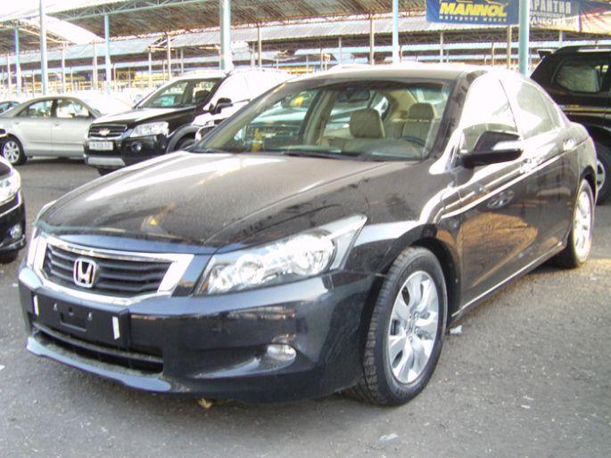 6.Honda Accord. 2008 год. Пробег - 37 000 км, цена - 30 000 у.е