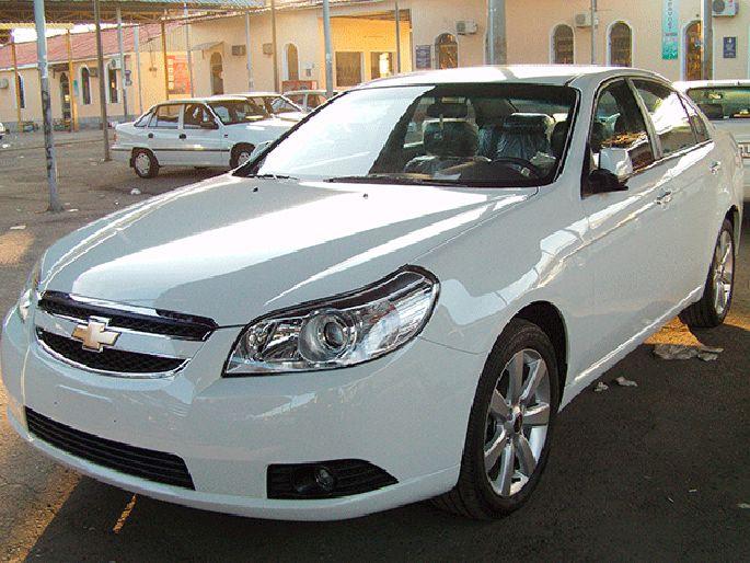 3.Chevrolet-Epica,-2010-год.-пробег---13-000-км,-цена---24-000-у.е