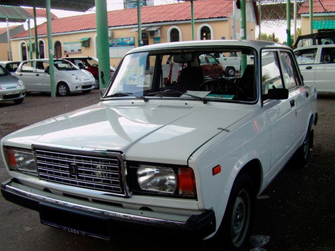 19.-ВАЗ-2107,-2011год,-пробег-39-000км,-цена---8-500